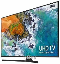 Samsung Ue50nu7400 Téléviseur À Led Wifi Intelligent Hd Wifi Freeview Hd 50 Pouces, 4k