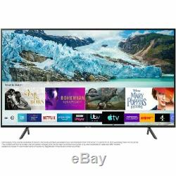 Samsung Ue50ru7100 Ru7100 Téléviseur Led Intelligent Ultra Hd 4 Pouces 50k 3 Hdmi