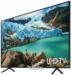 Samsung Ue50ru7100kxxu Téléviseur À Del Smart Wifi Hdd De 50 Pouces 4k Ultra Hd