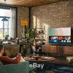 Samsung Ue50tu7100 50 Pouces 4k Ultra Hd Hdr Puce Wifi Tv Noir
