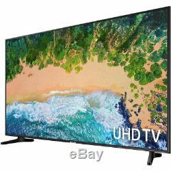 Samsung Ue55nu7021 55 Pouces 4k Ultra Hd Téléviseur Led Intelligent 2 Hdmi