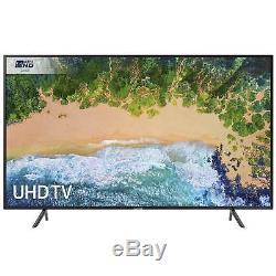 Samsung Ue55nu7100 Téléviseur À Del Ultra Hd 4k 4 Pouces Avec Téléviseur Hd, Hdmi