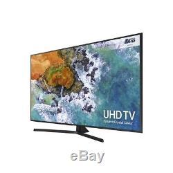 Samsung Ue55nu7400 Téléviseur À Del Ultra Hd 4k 55 Pouces, Noir Avec 3x Hdmi