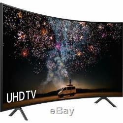 Samsung Ue55ru7300 Ru7300 Téléviseur 55 Pouces Ultra Incurvée 4k Ultra Hd Led Freeview Hd 3