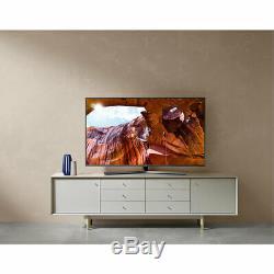 Samsung Ue55ru7400 Ru7400 4k Ultra Hd Un Téléviseur Intelligent À Del 3 Hdmi