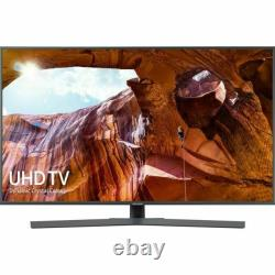 Samsung Ue55ru7470uxxu 55 Pouces 4k Ultra Hd Hdr Intelligent Wifi Tv Led Noir