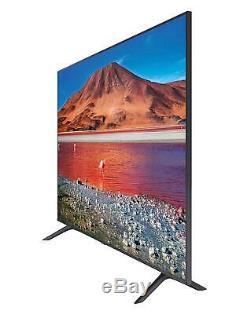 Samsung Ue55tu7000 (2020) Hdr 4k Ultra Hd Smart Tv 55 Pouces Tvplus Noir
