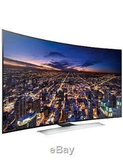 Samsung Ue65hu8500 Téléviseur Led Intelligent Hd Ultra Hd 4k Courbé De 65 Pouces Avec Freeview Hd