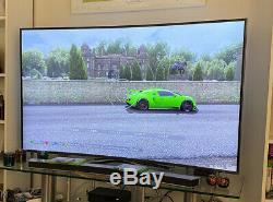 Samsung Ue65ku6500 65 Pouces 4k Ultra Hd Courbe Led Smart Tv