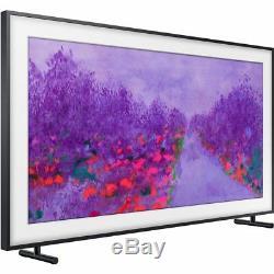 Samsung Ue65ls03nauxxu Le Cadre 65 Pouces 4k Ultra Hd Un Téléviseur Del Intelligent 4 Hdmi