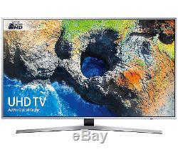 Samsung Ue65mu6400 Téléviseur À Led Ultra Hd 4k Ultra Hd 4k Téléviseur Plus
