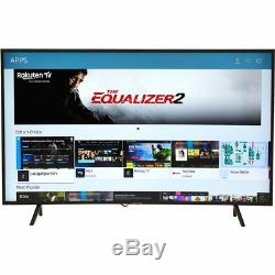 Samsung Ue65nu7300 Nu7000 4k Ultra Hd Incurvé 4 Pouces, Un Téléviseur Del Intelligent 3 Hdmi