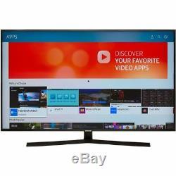 Samsung Ue65nu7500 Nu7500 4k Ultra Hd Incurvé 4k Un Téléviseur Intelligent À Del 3 Hdmi