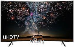 Samsung Ue65ru7300kxxu 65 Pouces 4k Ultra Hd Hdr Curved Wifi Intelligent Led Tv Noir