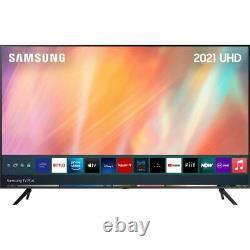 Samsung Ue70au7100 70 Pouces Tv Smart 4k Ultra Hd Led Analogique Et Bluetooth Numérique