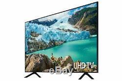 Samsung Ue70ru7020 70 Pouces 4k Ultra Hd Hdr Intelligent Wifi Tv Led Noir