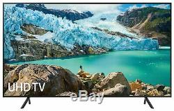 Samsung Ue70ru7020 75 Pouces 4k Ultra Hd Wifi Hdr Led Smart Tv Noir