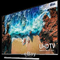 Samsung Ue75nu8000 Nu8000 Téléviseur Del Intelligent 4 Pouces 4k Ultra Hd