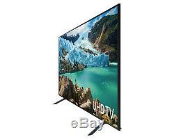 Samsung Ue75ru7100 75 Pouces 4k Ultra Hd Hdr Téléviseur Led Smart Tv