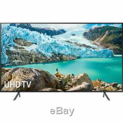 Samsung Ue75ru7100 Ru7100 Téléviseur Smart Led 3 Hdmi 4k Ultra Hd A + Hdmi