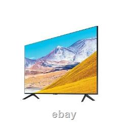 Samsung Ue75tu8000 75 Pouces Dual Led, 4k Ultra Hd, Hdr, Smart Tv Black