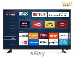 Sharp Lc-40ui7552k 40 Pouces Ultra Hd 4k Smart Tv Wifi Hdr, Freesat Et Tnt Hd