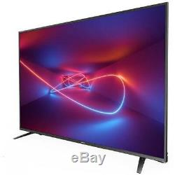Sharp Téléviseur Del Intelligent 4k Ultra Hd 70 Pouces Lc-70ui7652k Avec Freeview Hd