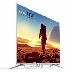 Smart Tv + Tnt Hd Jouer À 50 Pouces Ultra Slim Arge 4k Hdr Pro Tlc Haute Qualité
