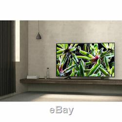 Sony Bravia 55 Pouces Kd55xg7003bu Smart Tv 4k Ultra Hd Led Tnt Hd 3 Hdmi