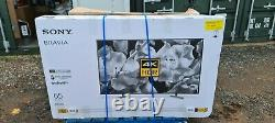 Sony Bravia 65 Pouces, 4k Ultra Hd, Hdr, Android Smart Tv Noir Kd65xg81