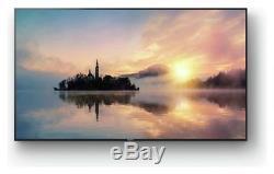 Sony Bravia Kd55xe7002bu Téléviseur À Del Smart Hdv Tnt Ultra Hd 55 Pouces, Noir