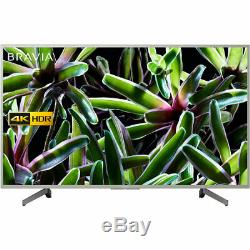 Sony Bravia Kd55xg7073asu Xg707 55 Pouces Smart Tv 4k Ultra Hd Led Tnt Hd 3