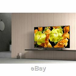 Sony Bravia Kd55xg8196abu Xg81 55 Pouces Smart Tv 4k Ultra Hd Led Tnt Hd 4