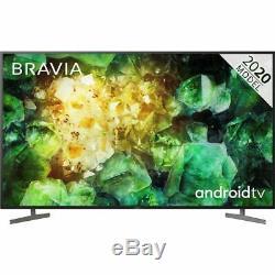 Sony Bravia Kd55xh8196bu Xh81 55 Pouces Smart Tv 4k Ultra Hd Led Tnt Hd 4
