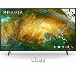 Sony Bravia Kd75xh8096bu 75 Pouces Smart 4k Ultra Hd Hdr Led Tv C Grade