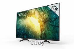 Sony Kd43x7052pbu 43 Pouces 4k Ultra Hd Hdr Smart Wifi Tv LCD