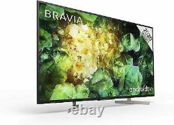Sony Kd43xh8196bu 43 Pouces 4k Ultra Hd Hdr Smart Wifi Tv LCD