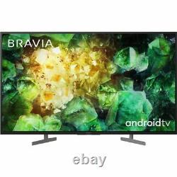 Sony Kd43xh8196bu Bravia Xh81 43 Pouces Tv Smart 4k Ultra Hd Led Freeview Hd 4