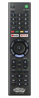 Sony Kd55xf7003bu Téléviseur Led Smart Wifi Hdd Freeview Hd De 55 Po 4k Noir