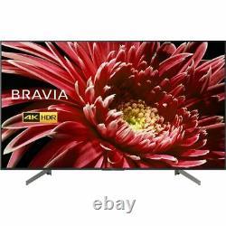Sony Kd55xg8505bu 55 Pouces Tv Smart 4k Ultra Hd Led Freeview Hd 4 Hdmi Dolby