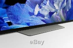 Sony Kd65af8 Téléviseur Android Oled Wifi Intelligent Hdk 65 Pouces 4k Ultra Hd