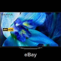 Sony Kd65ag8bu 65 Pouces Smart Tv 4k Ultra Hd Oled Tnt Hd 4 Hdmi Dolby