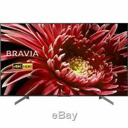 Sony Kd65xg8505bu 65 Pouces Smart Tv 4k Ultra Hd Led Tnt Hd 4 Hdmi Dolby