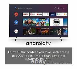 Sony Ke85xh8096bu 85 Pouces 4k Ultra Hd Hdr Smart Wifi Tv Led Noir