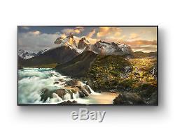 Sony Xbr75z9d Téléviseur Del Ultra-intelligent 4 Pouces 75 Pouces 4k, Fonctionne Avec Alexa