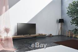 Sony Xe70 Téléviseur À Led Smart Wifi Ultra Hd Hdr De 65 Po, 4k, Noir
