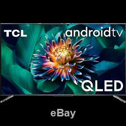 Tcl 50c715k 50 Pouces Smart Tv 4k Ultra Hd Qled Tnt Hd 3 Hdmi Dolby Vision