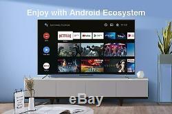 Tcl 55c715k 55 Pouces Qled 4k Ultra Hd Smart Android Tv Avec Garantie De 5 Ans