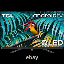 Tcl 55c815k 55 Pouces Tv Smart 4k Ultra Hd Qled 3 Hdmi Dolby Vision Bluetooth