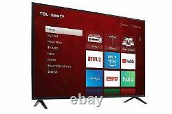Tcl 65-inch 4k Ultra Hd Hdr Roku Smart Tv 65s425